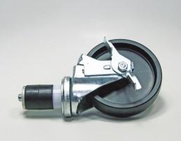 Component Hardware Caster CMS4-5BBN CMS4-5BBN